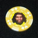 Geico Caveman Las Vegas Casino Poker Chip limited ed