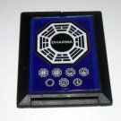 ABC Lost tv show Dharma stations compact with 2 mirrors