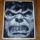 Amazing The Hulk face MARVEL COMICS Montage #ed to 25