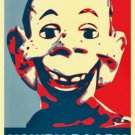 Howdy Doody 19X13 Obama style poster print Limited Ed