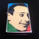 Pee Wee Herman Lighter and Tin with COA, new never used