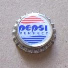 Back to the Future PEPSI PERFECT metal bottle cap prop