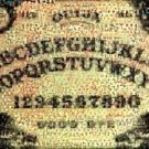Amazing Ouija Board Weird Stuff Montage art print