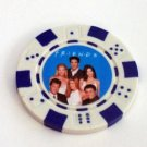 Friends TV Show cast Las Vegas Casino Poker Chip lim ed