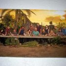ABC tv show LOST Last Supper 19 X 13 cast print poster