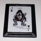 KISS Gene Simmons Rock and Roll hand mirror 4 men/women