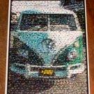 Amazng Volkswagen VW bus van microbus Montage #ed to 25