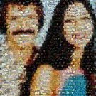Amazing Sonny and Cher flowers Montage Limited Edition