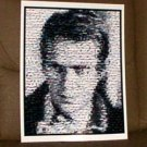 Amazng Steve McQueen Ford Mustang Montage Limited w/COA
