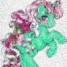 Amazing My Little Pony Fizzy scene montage limited ed.
