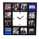 Dunder Mifflin Scranton Office Sales Staff Clock prop
