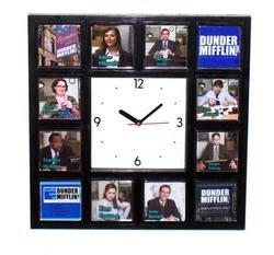 Dunder Mifflin Scranton Office Sales Staff Clock prop