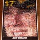 AMAZING Limited Edition NASCAR Matt Kenseth Montage