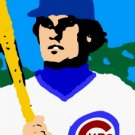 SC Ryne Sandberg Chicago Cubs pop art print 1 of 25