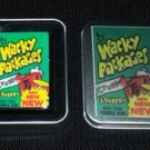 Green Wacky Packages 1st Lighter and Tin with COA, new