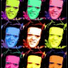 CANVAS original Willy Wonka OOMPA LOOMPA pop art print
