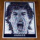 Amazing The Rolling Stones Mick Jagger montage. 1 of 25