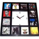 The Rolling Stones greatest album covers Clock