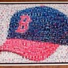 AMAZING Boston Red Sox vintage cap hat Montage! WOW!!!