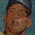 COOL 19X13 Mickey Mantle rookie Bottlecap mosaic print