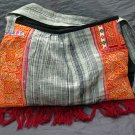 PATCHWORK GYPSY BOHO ETHNIC TRIBAL SHOULDER SLING BAG