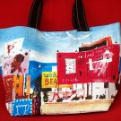 *Summer beach* Art Gym/shoulder/beach shopping tote bag