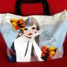 *Sweet Girl* Art Gym/shoulder/beach shopping tote bag