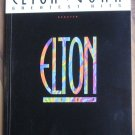 Elton John Greatest Hits Song Book Softcover 1991