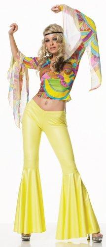 2 Piece Hippie Costume