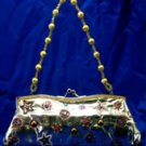 Ladies Evening - Party Bags with Beaded Starfish & Shell Design