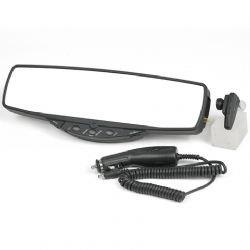 Bluetooth No Hands Car Kit (rear view mirror)