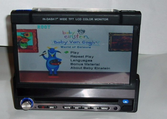 "New 7"" In Dash Car Dvd Tv Player Mp3 Usb Wholesale List"