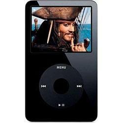 Apple ipod 80gb Classic 5.5 generation mp3 video player