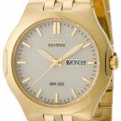 Citizen Eco-Drive Corso Gold Tone Men's Wrist Watch Model #BM8402-54P
