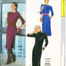 Vogue Pattern #7427 Pullover Dress 10-12 UNCUT