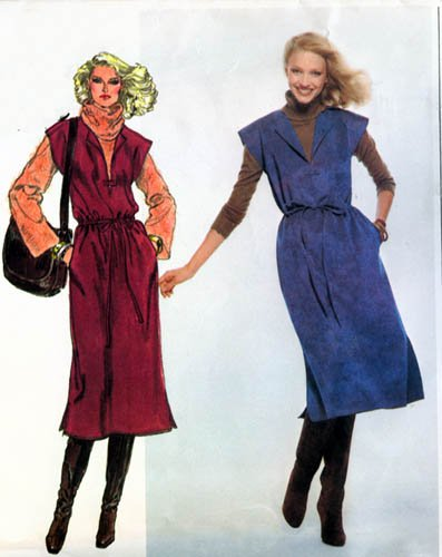 Vintage Vogue Paris Original pattern #1756 CHRISTIAN DIOR Very Easy 10