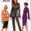 Vogue 7769 Misses Jacket, Skirt and Pants Size 6-10 UNCUT