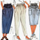 Burda Sewing Pattern 6632 Crop Pants Knickers or pants Size 8-16 UNCUT