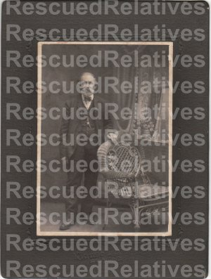 COEY, WILLIAM H., Identified photograph, ROSS CO., OHIO