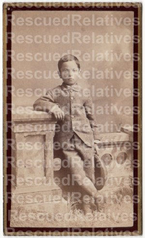 ROSEWATER, CHARLES COLMAN, 2 Identified photographs, OMAHA, NE.