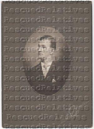 WITWER, JAMES, Identified photograph, taken Reading, Pa.
