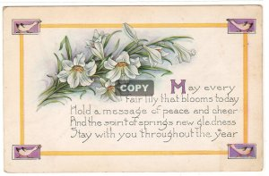 COFFEE, WINEFRED, Freeport, ME., id'd postcard