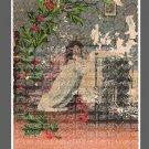 HAYES, MISS EDITH, Limerick, Maine, daughter of  Albert & Fidelia Swinerton HAYES, id'd postcard