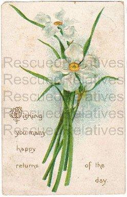 FEHL, . MAY S. RAGAN, Bellevue, Huron Co., OH. id'd postcard