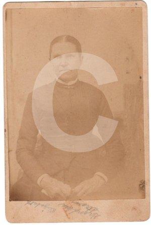 STRAW, ELIZABETH WHITMAN, HALIFAX, DAUPHIN CO., PA. wife of LEVI
