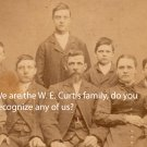 W. E. Curtis Family