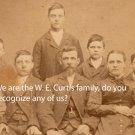 W. E. Curtis Family
