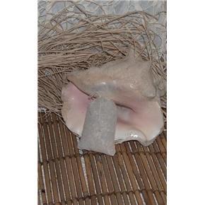 All-Natural Cedar-Rose muslin Sachet - 4x6