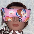 Coffee Addict ! - scented eye mask - eye pillow