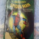 the AMAZING SPIDER-MAN collectors's album - paperback book 1966 - Stan Lee and Ditko